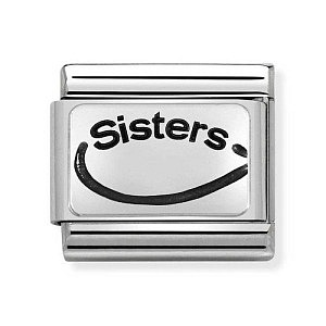 OXidized Plate, Infinity, Sisters Forever, SISTERS