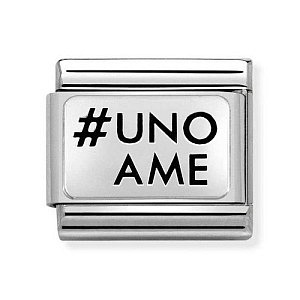 OXidized Plate, # UNO A ME