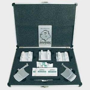 Ohrloch-Stechinstrument Kofferset