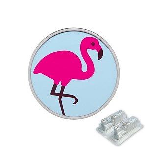 Flamingo, weiss, 5.5 mm