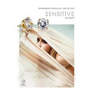Sensitive, Kunden-Flyer A6, Deutsch, 50 Stück